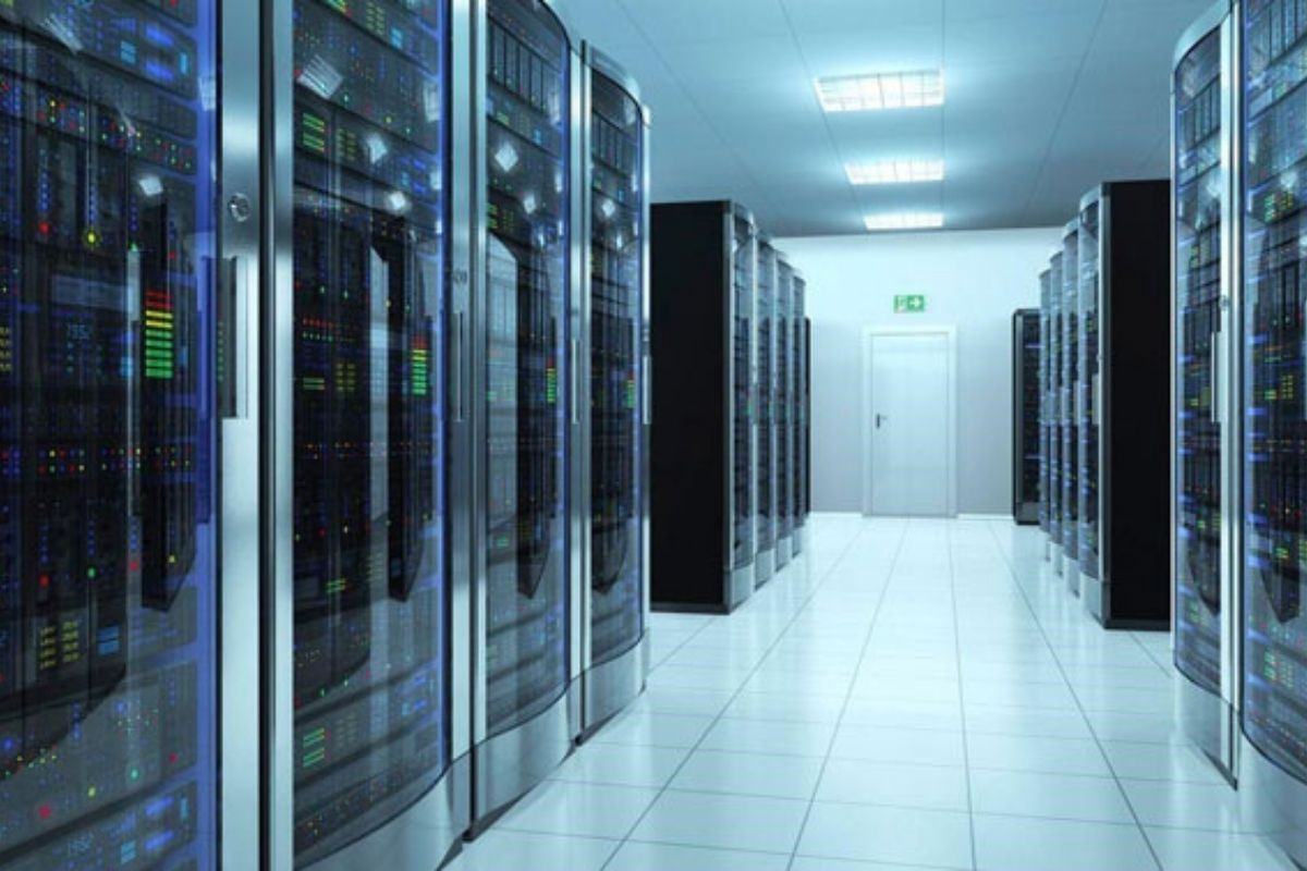 tips for cleaning the server room
